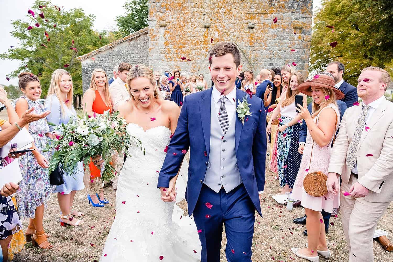 cérémonie de mariage anglais