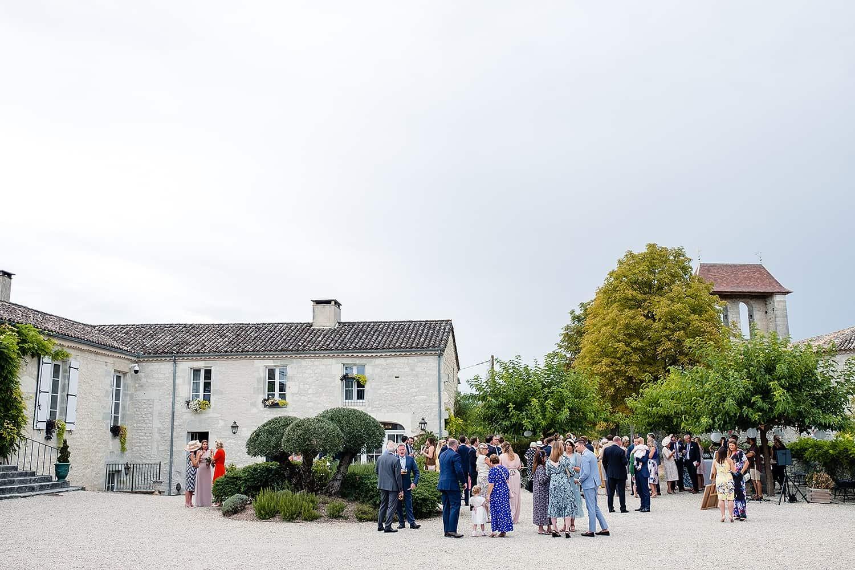mariage anglais en France